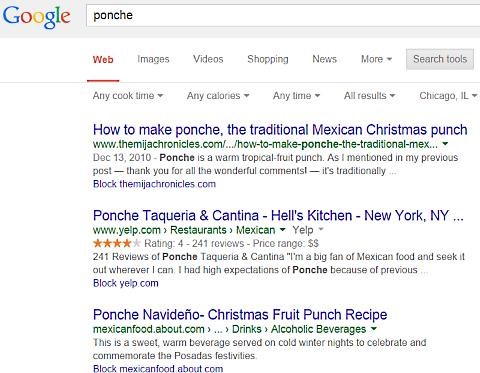 google ponche 1