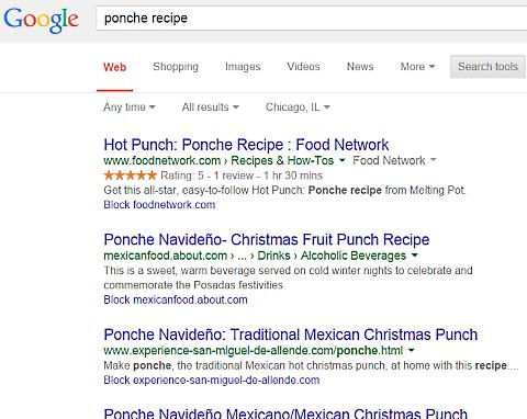 google ponche 2