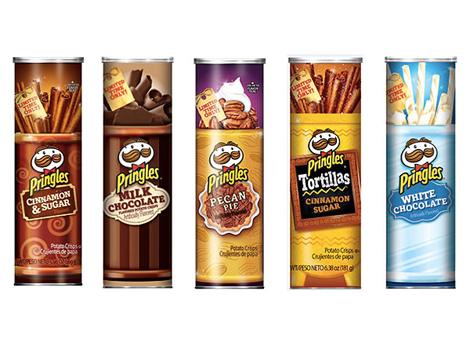 Photo: Pringles