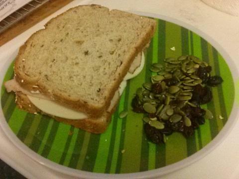 struggle turkey sandwich