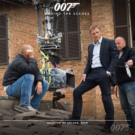 Photo: Facebook/ James Bond 007