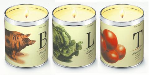 candles BLT