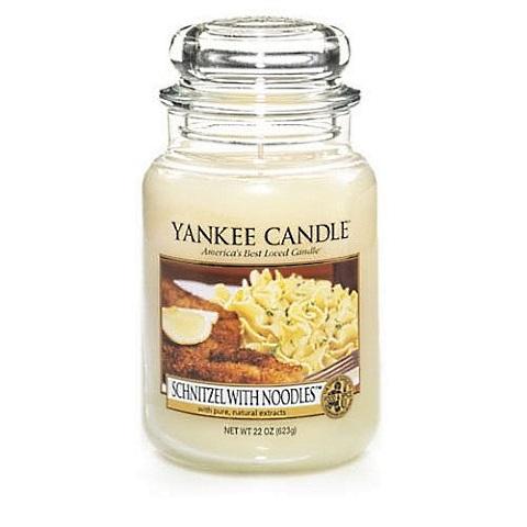 candles schnitzel