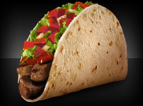 fitness hacks taco bell