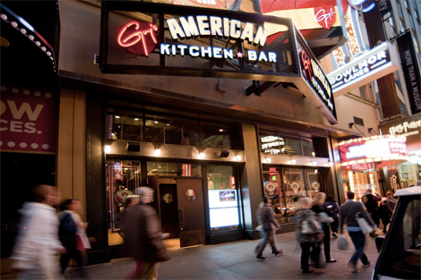Photo: Guy's American Kitchen