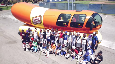 Does The Oscar Mayer Weiner Mobile Serve Hot Dogs