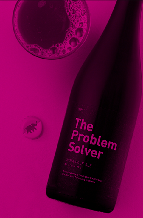 problem solver pink elephant