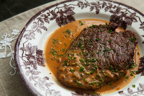 steak-diane-simply recipes