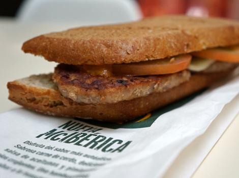 McIberica-Burger