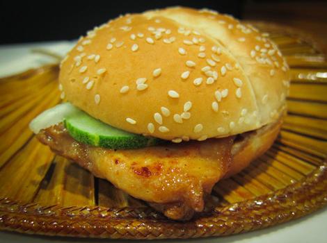 Shiok Shiok Satay Burger 1 Burger Remix: 10 Global Bun and Patty ...