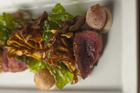 love elk The 10 Dishes That Made My Career: Tim Love