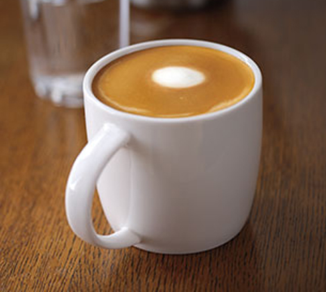 Starbucks in the U.K. has been serving flat whites since 2010. (Photo: Starbucks U.K.)