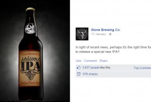 Photos: Facebook/Stone Brewing Co.