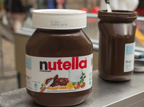 7-Nutella