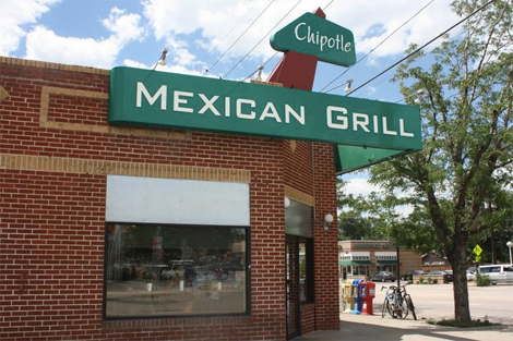 The first Chipotle was opened in 1993 in Denver. (Photo: Facebook/Chipotle)