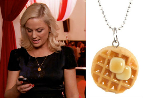 Mei Pak parks and rec waffle
