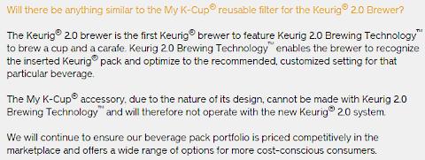 keurig My K Cup