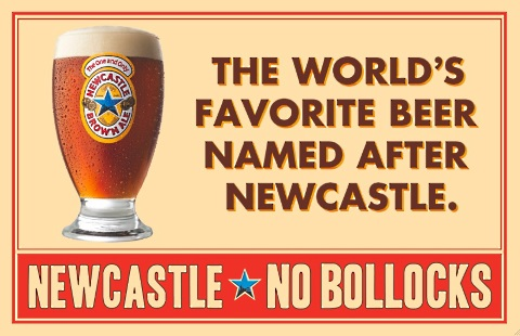 newcastle no bollocks