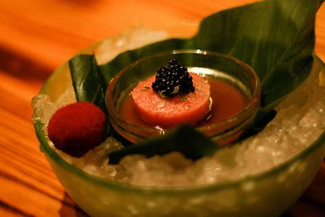 Toro tartare at Nobu New York. (Photo: Flickr/ James Yu)