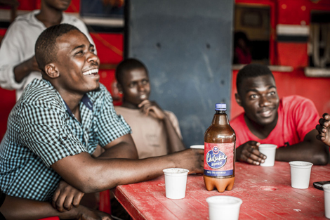 Chibuku Super in Zambia. (Photo: SABMiller)