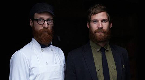 Mast Brothers Michael and Rick.