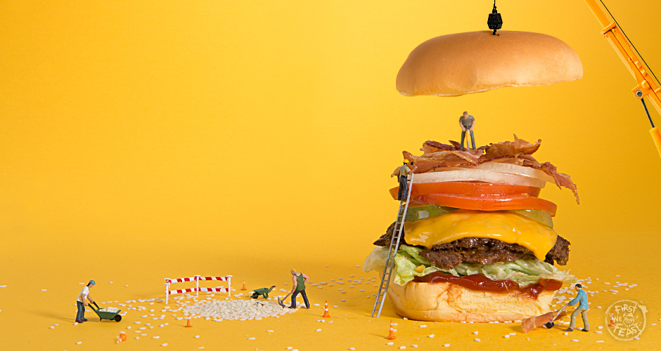 How to Build the Perfect Burger, According to Chefs