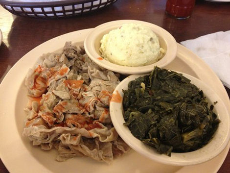 Chitlins recipe soul food besto blog miller says chitterlings are the most divisive dish in soul food there is ody on fence forumfinder Image collections