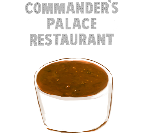 commander'spalace