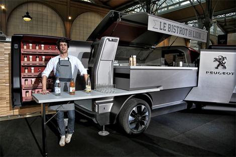 """Photo: <a href=""""http://www.gizmag.com/peugeot-design-food-truck/36866/"""""""