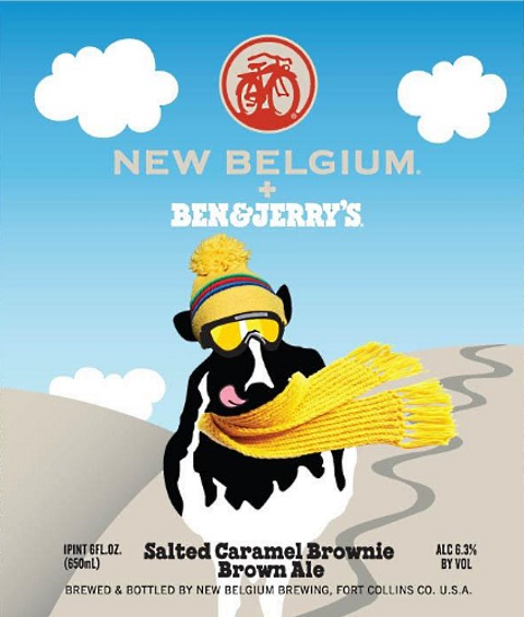 new belgium closeup