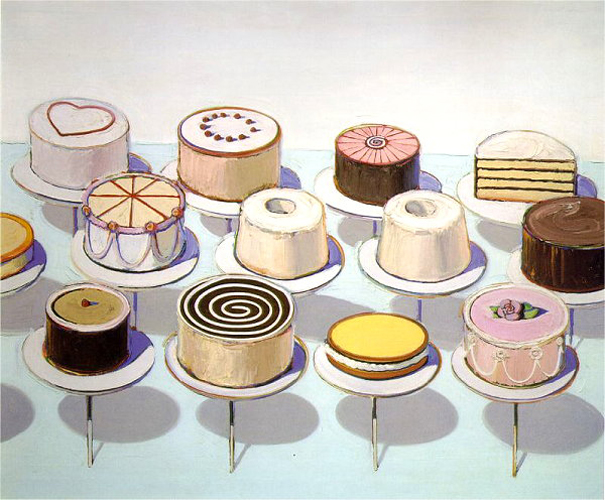 Cake Art History : The Most Iconic Food Paintings of All Time First We Feast
