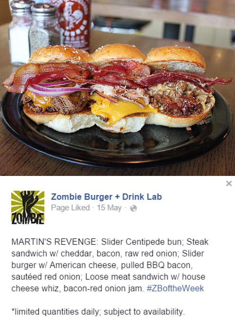 zombie burger FB