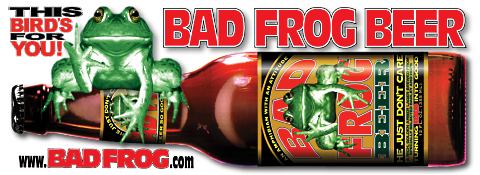 bad frog