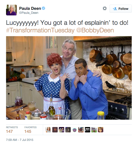 Paula Deen Screenshot