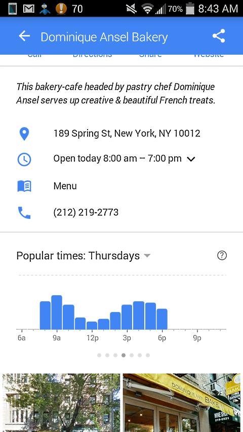 dominique ansel google search