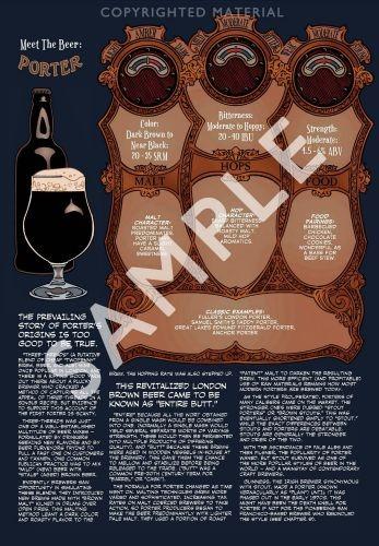 Porter Comic Page