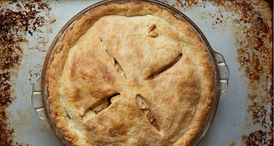 The Complete Guide To Making Apple Pie At Home