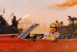 Mad Max-Fieri Road