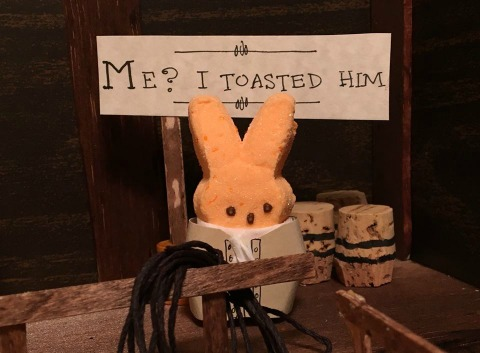 hamilpeep toast