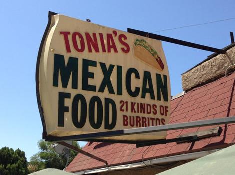 tonias